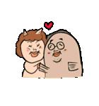 ブタおばさんの愛嬌たっぷり生活1(個別スタンプ:19)