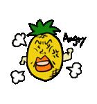 シュールで愉快な野菜果物たち(個別スタンプ:08)