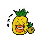 シュールで愉快な野菜果物たち(個別スタンプ:11)