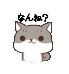 博多弁のしばいぬ(個別スタンプ:08)