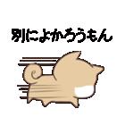 博多弁のしばいぬ(個別スタンプ:11)