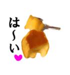 【実写】プリン(個別スタンプ:15)