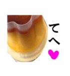 【実写】プリン(個別スタンプ:30)