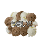 語るアイスクリーム01(個別スタンプ:40)