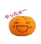 みかんの気持ち【日常編】(個別スタンプ:01)