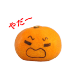 みかんの気持ち【日常編】(個別スタンプ:24)