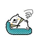 オトナ❤カワイイ~きほんセット~白くま編(個別スタンプ:30)