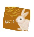 ウサギさんのスタンプ(個別スタンプ:25)