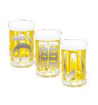 語るビール03(個別スタンプ:34)