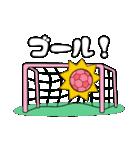 がんばる!サッカー少女(個別スタンプ:28)