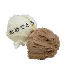 語るアイスクリーム02(個別スタンプ:37)
