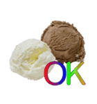 語るアイスクリーム03(個別スタンプ:12)