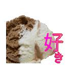 語るアイスクリーム03(個別スタンプ:25)