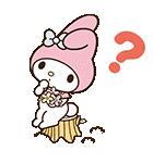 サンリオキャラクター大賞記念!ベスト40(個別スタンプ:3)