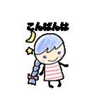 【カラフルさんの日常使えるスタンプ❷】(個別スタンプ:02)
