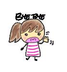 【カラフルさんの日常使えるスタンプ❷】(個別スタンプ:08)