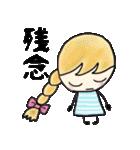 【カラフルさんの日常使えるスタンプ❷】(個別スタンプ:13)