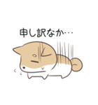博多弁のしばいぬ2(個別スタンプ:08)
