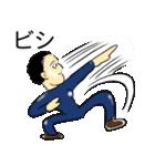 濃い・ガールズ・ショー(個別スタンプ:09)