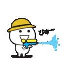 無難に使えるスタンプ【夏】2017(個別スタンプ:21)