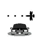 旧車シリーズ・関西弁の黒塗り330(個別スタンプ:28)