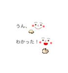 動く!手話付き顔文字(vol.6)(個別スタンプ:06)
