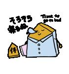 バイリンガルな将棋たち 日本語英語(個別スタンプ:22)