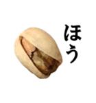 【実写】ピスタチオ(個別スタンプ:18)