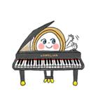 ハモリ~ナちゃん(個別スタンプ:01)