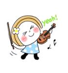 ハモリ~ナちゃん(個別スタンプ:02)