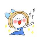 ハモリ~ナちゃん(個別スタンプ:03)
