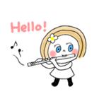 ハモリ~ナちゃん(個別スタンプ:09)