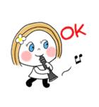 ハモリ~ナちゃん(個別スタンプ:14)