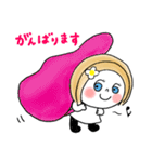 ハモリ~ナちゃん(個別スタンプ:16)