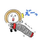 ハモリ~ナちゃん(個別スタンプ:17)