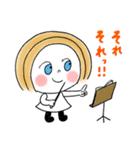 ハモリ~ナちゃん(個別スタンプ:24)