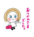 ハモリ~ナちゃん(個別スタンプ:39)
