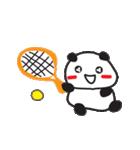 気まぐれパンダちゃん(個別スタンプ:02)