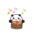 気まぐれパンダちゃん(個別スタンプ:11)