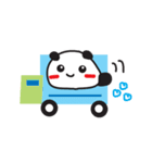 気まぐれパンダちゃん(個別スタンプ:20)