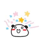 気まぐれパンダちゃん(個別スタンプ:27)