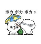 めちゃ動く!ねこなともだち夏(個別スタンプ:13)