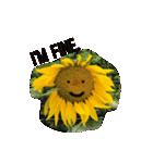 きれいめお花のスタンプ(個別スタンプ:06)