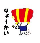 ゆるめなふとんだんじり(淡路型)(個別スタンプ:03)