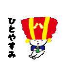 ゆるめなふとんだんじり(淡路型)(個別スタンプ:05)