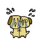 とある落ち着いた犬猫夫婦の日常(個別スタンプ:13)
