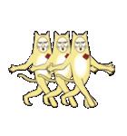 ネコをかぶったダンディ(個別スタンプ:35)