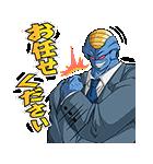 ドラゴンボールZ 理想の部下ギニュー特戦隊(個別スタンプ:15)