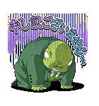ドラゴンボールZ 理想の部下ギニュー特戦隊(個別スタンプ:23)
