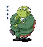 ドラゴンボールZ 理想の部下ギニュー特戦隊(個別スタンプ:25)